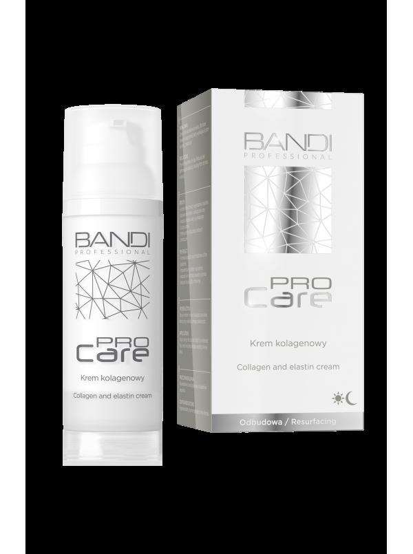 Krem kolagenowy PRO CARE BANDI