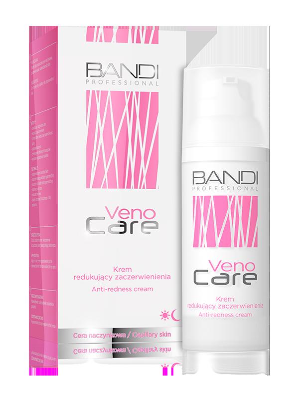 Krem redukujący zaczerwienienia VENO CARE BANDI